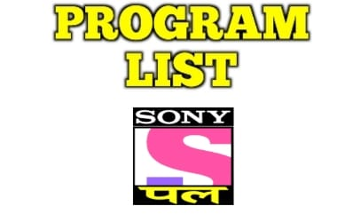 sony pal program