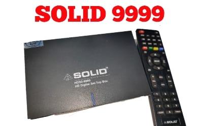 SOLID 9999 SET TOP BOX