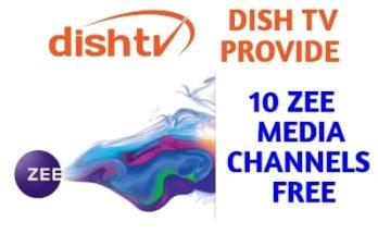 zee media channel free