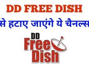 dd free dish channel remove