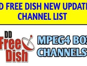 DD FREE DISH MPEG4 CHANNEL LIST